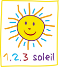 123 Soleil logo